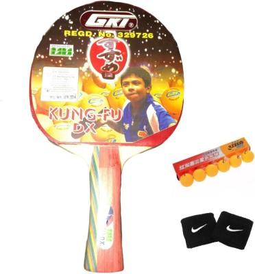 GKI GKI Kung- Fu Dlx TT Bat Combo Table Tennis Kit