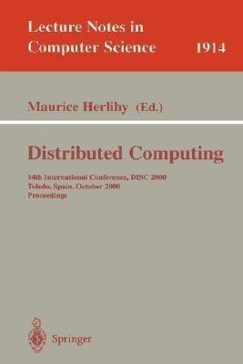 Distributed Computing(English, Paperback, unknown)