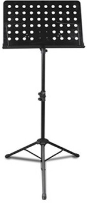 MX ADJUSTABLE BOOK / MUSIC SHEET STAND Stand Black MX Microphones Accessories