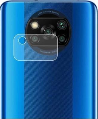 Parandiv Camera Lens Protector for POCO X3(Pack of 1)
