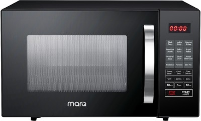 MarQ By Flipkart 28 L Low-Cal Fry Convection Microwave Oven(28AMWCMQB, Black)