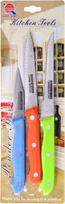Avenue Stainless Steel Knife Set(Pack of 3) at flipkart