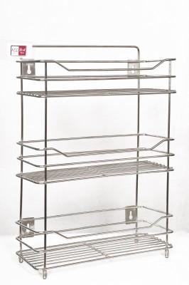 KCL Stainless Steel Kitchen Rack(Steel)