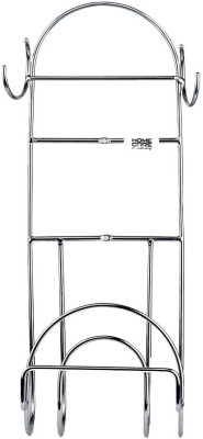 Shape n Style Steel Kitchen Rack(Multicolor) at flipkart