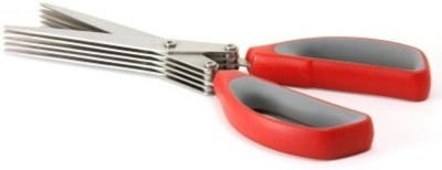 SIDHIVINAYAK ENTERPRISES Stainless Steel Herbs Scissor(Multicolor) at flipkart