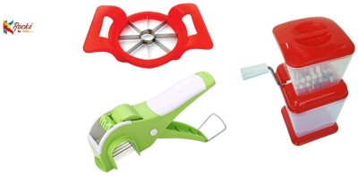 Rocks 2453 multiciolour Kitchen Tool Set(multiciolour) at flipkart