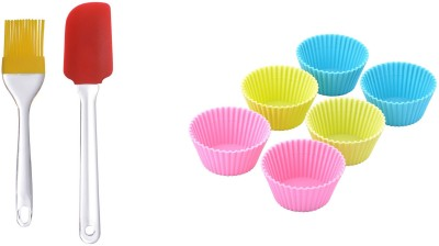 Highlight brush spa mould Multicolor Kitchen Tool Set(Multicolor) at flipkart