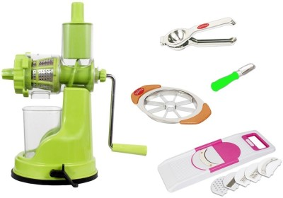 NALINI NJCB Multicolor Kitchen Tool Set(5pc Juicer combo Set) at flipkart