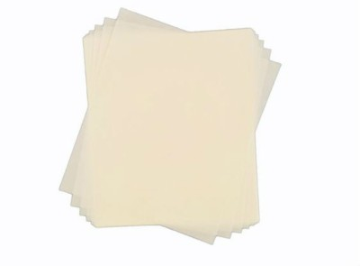 Shrih SH - 02409 50 Sheets Oil Absorbing Cooking Paper White Kitchen Tool Set(50 Sheets Oil Absorbing Cooking Paper) at flipkart