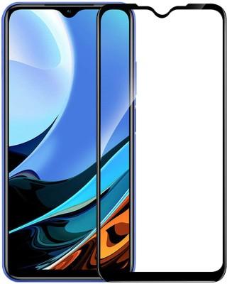Ravbelli Edge To Edge Tempered Glass for Mi Redmi 9 Power, Redmi 9 Power, realme Narzo 30A, Motorola Moto G30, Motorola Moto G10 Power, Poco M2, Mi Redmi 9A, Poco C3, Mi Redmi 9 Prime, Mi Redmi 9A(Pack of 1)