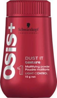 Schwarzkopf Osis+ Dust It Mattifying Volume Powder Fixer Hair Powder(10 g)