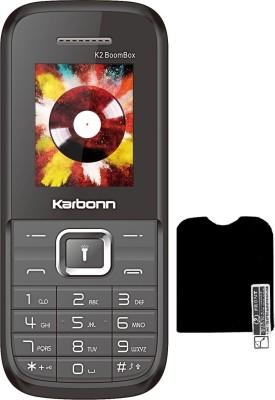 44mob Screen Guard for Karbonn K2 Boom Box(Pack of 1)