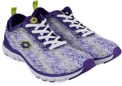 Lotto Running Shoes For Women   Purple