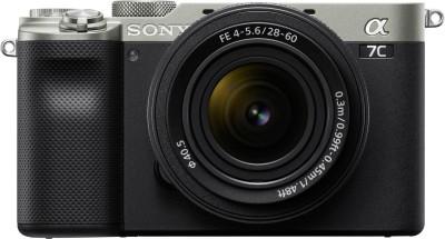 SONY ILCE-7CL/SQ IN5 Mirrorless Camera Mirrorless(Silver)