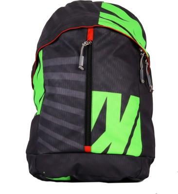 IBH Backpack 25 L Backpack Black, Green