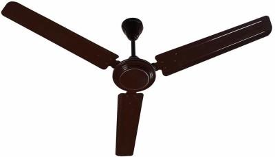 CROMPTON Hill Breeze 1200 mm 3 Blade Ceiling Fan(Brown, Pack of 1)