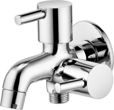 Alton GRC3715 2-IN-1 Bib Cock With Wall Flange Bib Tap Faucet(Wall Mount Installation Type)