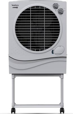 Symphony 70 L Desert Air Cooler(Grey, Jumbo 70 - G)