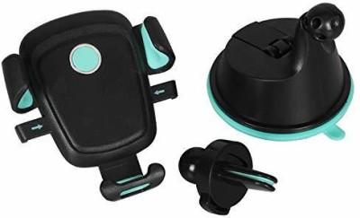 porche Car Mobile Holder for Dashboard, Windshield Black, Blue