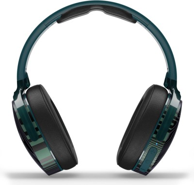 Skullcandy S6HTW-L638 Bluetooth Headset(Tropical, Psycho, On the Ear)