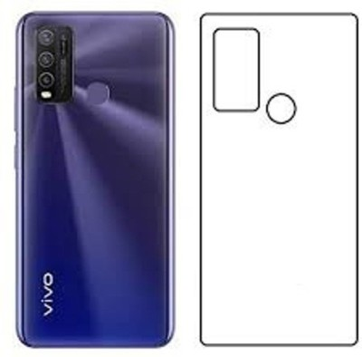 RUNEECH Back Screen Guard for vivo Y30(Pack of 1)