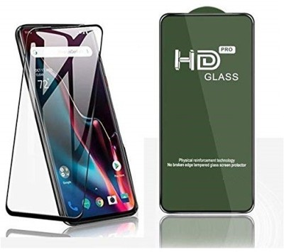 Case Creation Tempered Glass Guard for Samsung Galaxy M51(Pack of 1)
