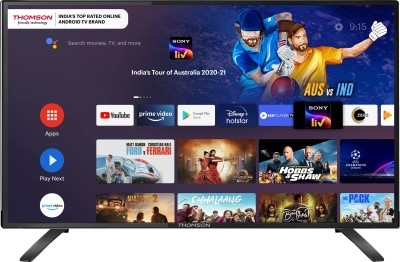Thomson 9A Series 102 cm (40 inch) Full HD LED Smart Android TV(40PATH7777)