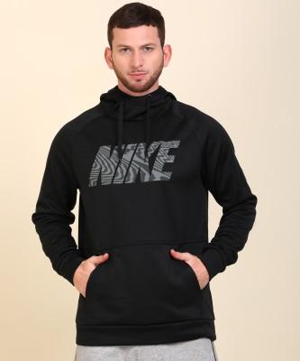 Nike Full Sleeve Printed Men Sweatshirt