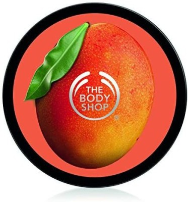 THE BODY SHOP Mango Body Butter, 13.5 Ounce(Pack of 1)(399.24225 ml)