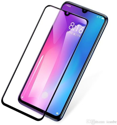 Case Creation Tempered Glass Guard for Vivo Y20i(Pack of 1)