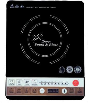 SURYA KSTAR M13 PRO Induction Cooktop(Black, Push Button)