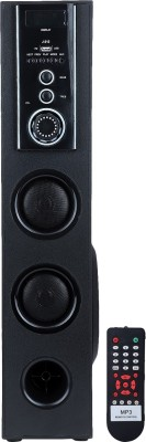 Bencley R4 70 W Bluetooth Tower Speaker(Black, 2.1 Channel)