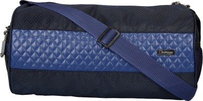 Impulse Duffle Pyramid Blue Gym Bag Blue Impulse Duffel Bags