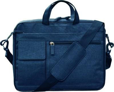 VEGAN 14 inch new Trendy Laptop Messenger || Sling Bag || Shoulder Bag for Men & Women Laptop Bag(Blue)