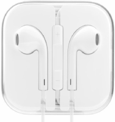 ZS hpaw12 Wired Headset with Mic(White, In the Ear) 1