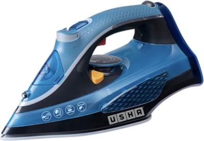USHA AQUA GLOW SMART STEAM IRON 2000 W Steam Iron(Blue)