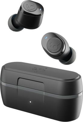Skullcandy JibTrue Wireless Bluetooth Headset(Black, True Wireless)