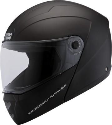 STUDDS Ninja Elite Super Motorbike Helmet(Matt Black)