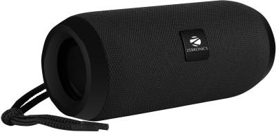 ZEBRONICS Zeb-Action 10 W Bluetooth Speaker(Black, Stereo Channel)