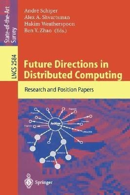 Future Directions in Distributed Computing(English, Paperback, unknown)