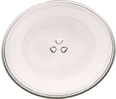 SHA 245mm / 9.5 Inch Coupler Microwave Ovens Baking Tray / Turntable Glass Tray / Plate / Rotation Plate /Cooking...