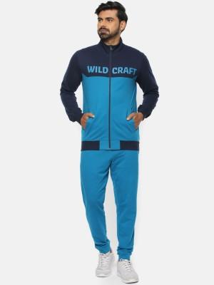 Wildcraft Printed Men Track Suit