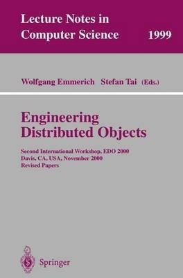 Engineering Distributed Objects(English, Paperback, unknown)