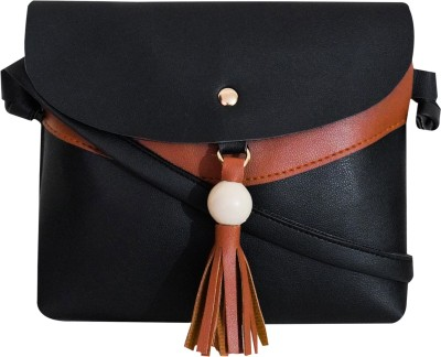 KPC Black Shoulder Bag