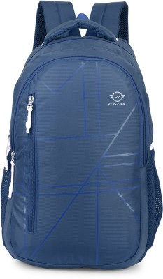 RUGZAK waterproof expandable laptop backpack with rain cover RG-002001 30 L Laptop Backpack(Blue)