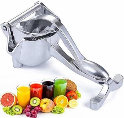 true door Aluminium Hand Juicer stainless steel manual hand juicer/fruit and vegetable juicer/orange lemon fruit and citrus juicer/cold press juicer/juicer...