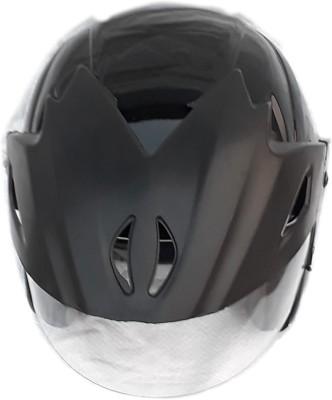 Azone good looking gtx Motorbike Helmet(Black)