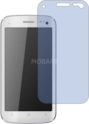 MOBART Impossible Screen Guard for MICROMAX CANVAS 2 PLUS A110Q (Antiblue Light, Flexible)(Pack of 1)