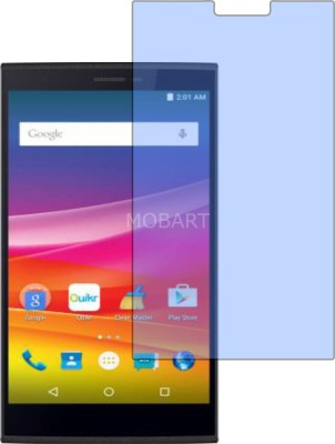 MOBART Impossible Screen Guard for MICROMAX CANVAS PLAY 4G Q469 (Antiblue Light, Flexible)(Pack of 1)
