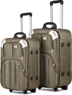 WAVESTAR WAVE STAR TROLLEY BAG Check in Luggage   24 inch
